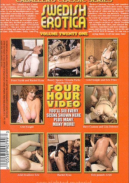 Swedish Erotica Vol. 21