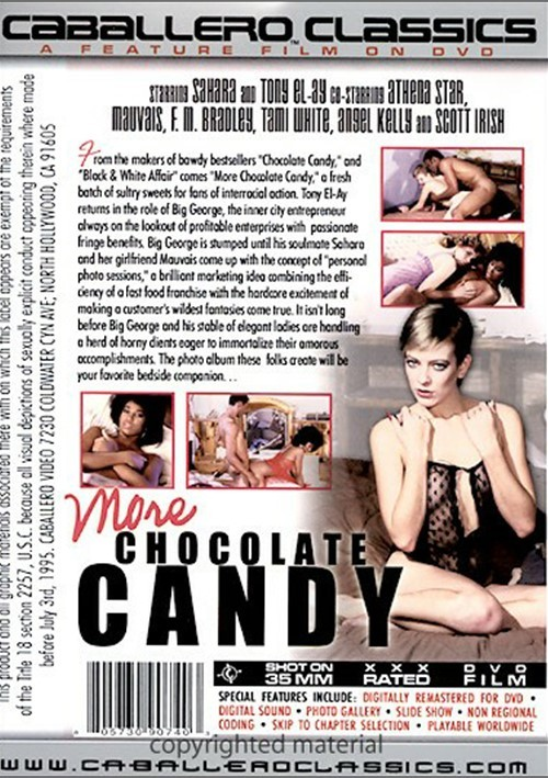 More Chocolate Candy