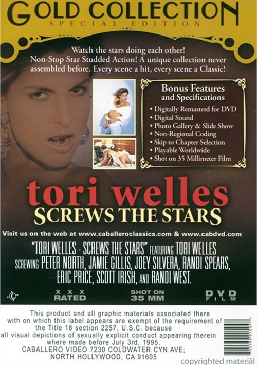 Tori Welles Screws The Stars