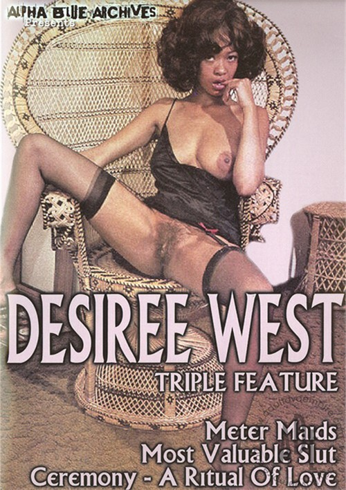 Desiree West Triple Feature