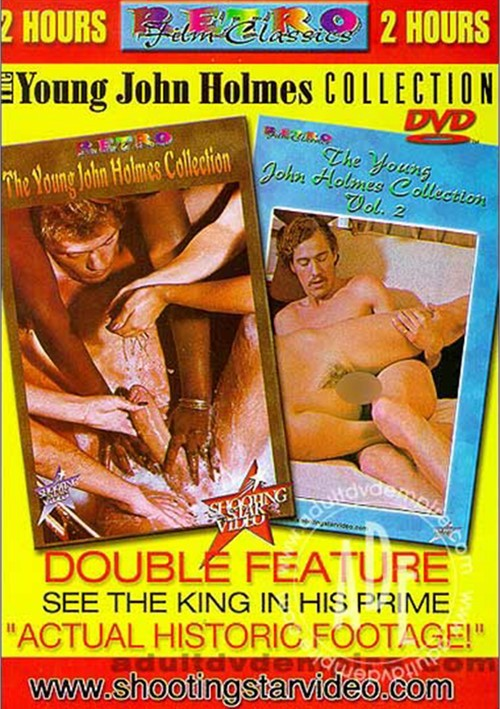 Young John Holmes Collection Vol.1 & 2
