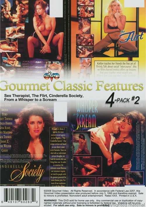 Gourmet Classic Features #2 (4 Pack)