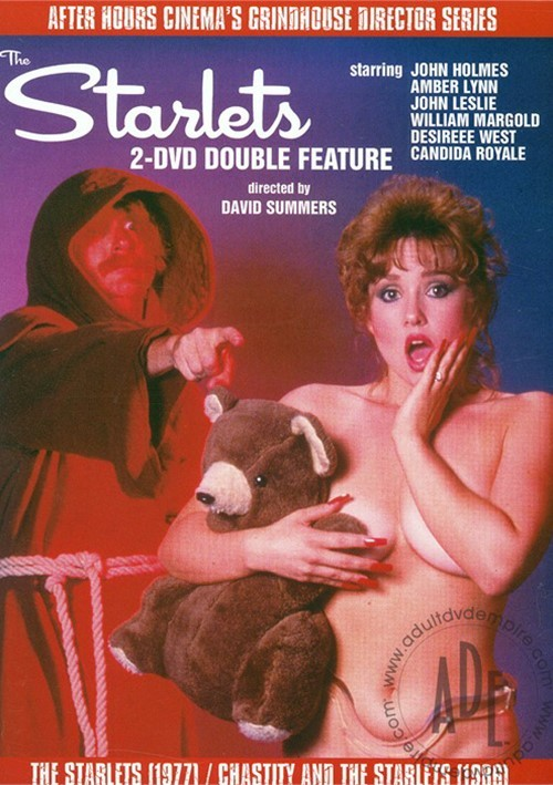 Grindhouse Director Series: Starlets, The/ Chastity and The Starlets