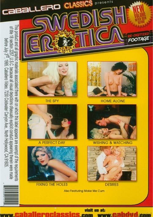 Swedish Erotica Vol. 128