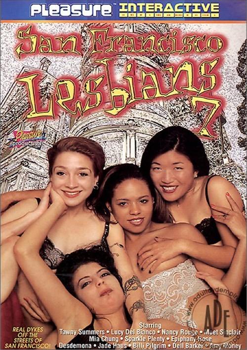 San Francisco Lesbians 7