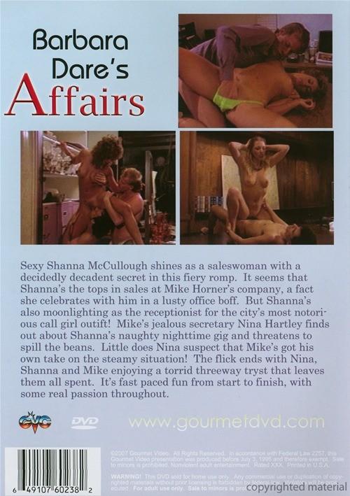 Barbara Dare's Affairs