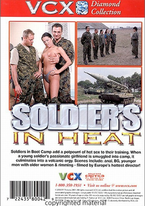 Soldier's in Heat