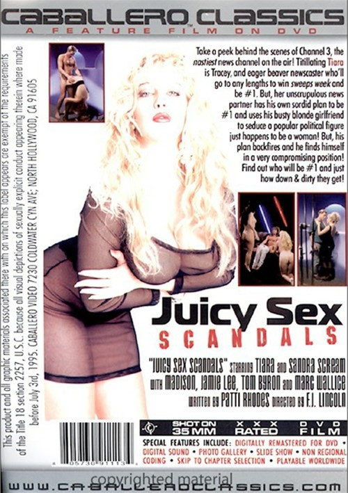 Juicy Sex Scandals