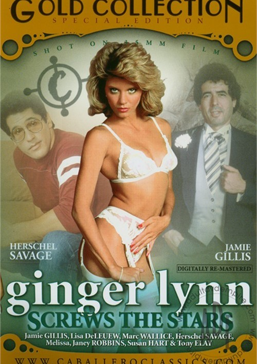 Ginger Lynn Screws The Stars