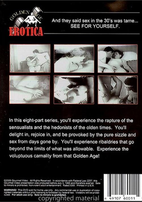 Golden Age Erotica Vol. 5