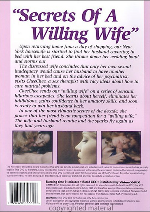 Secrets of a Willing Wife