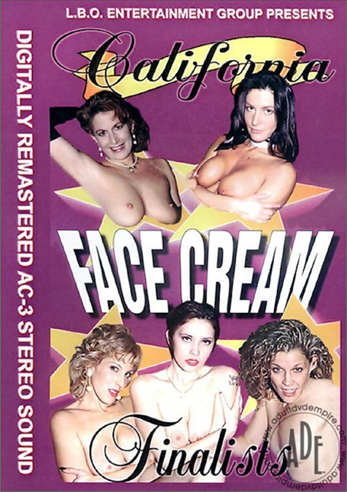 California Face Cream Finalists