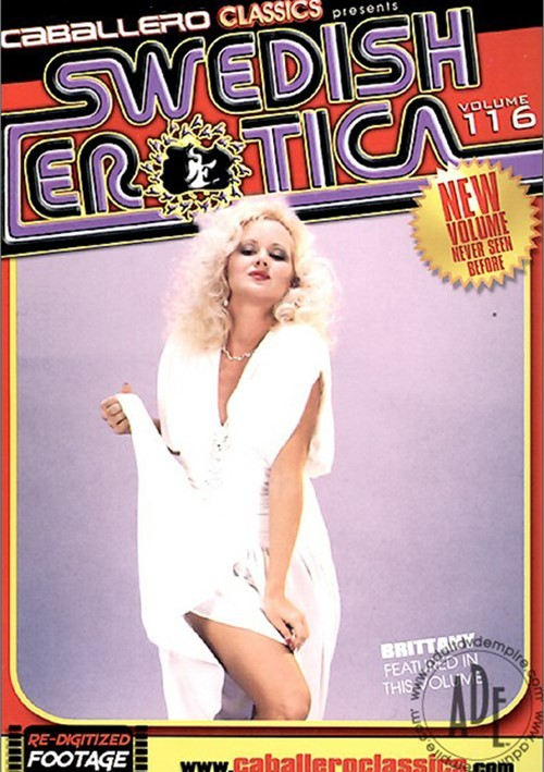 Swedish Erotica Vol. 116