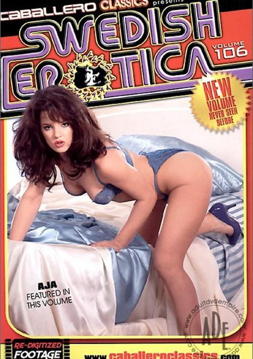 Swedish Erotica Vol. 106