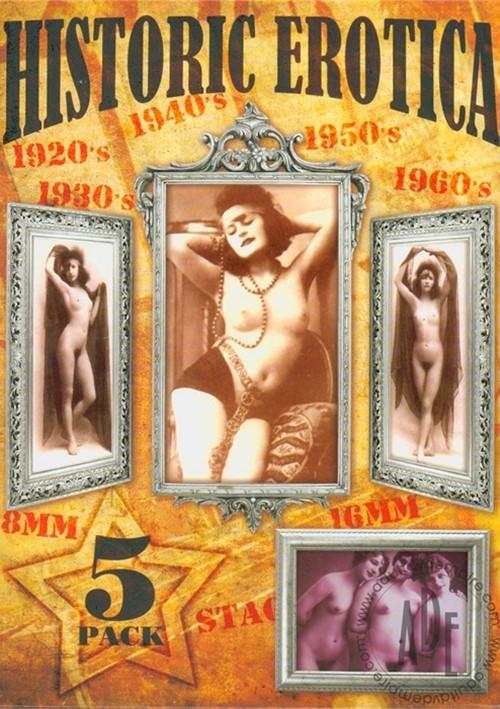Historic Erotica 5-Pack