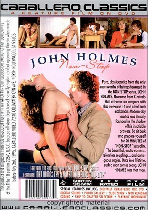 John Holmes Non-Stop