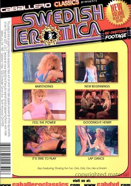Swedish Erotica Vol. 108