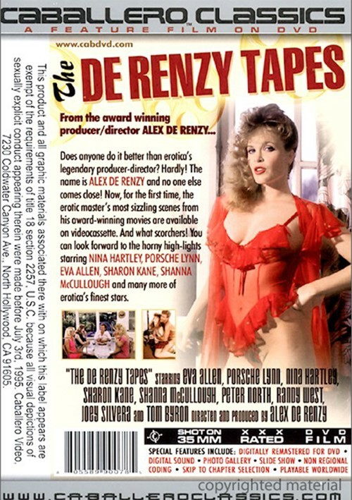 De Renzy Tapes, The