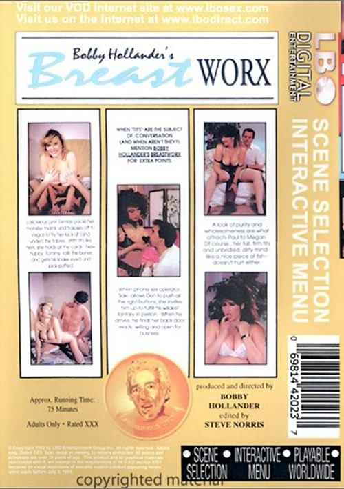 Bobby Hollander's Breast Worx Vol. 19
