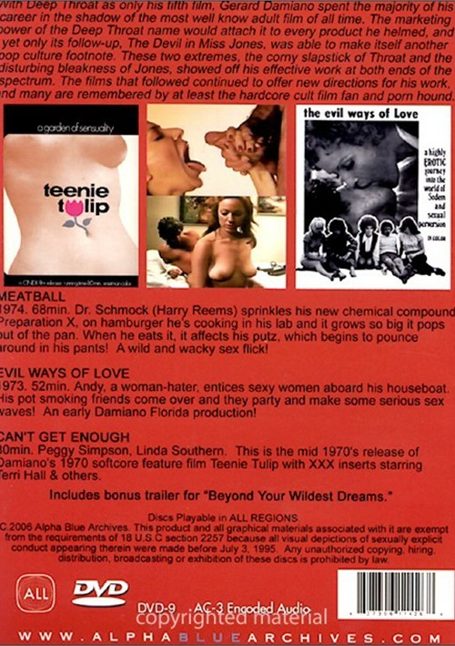 Cult 70s Porno Director 18: Gerard Damiano