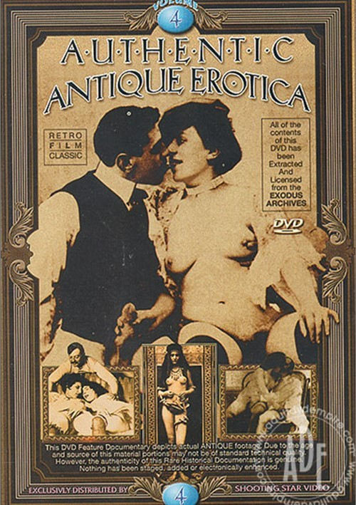 Authentic Antique Erotica Vol. 4
