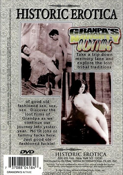 Granpa's Naughty Oldtime