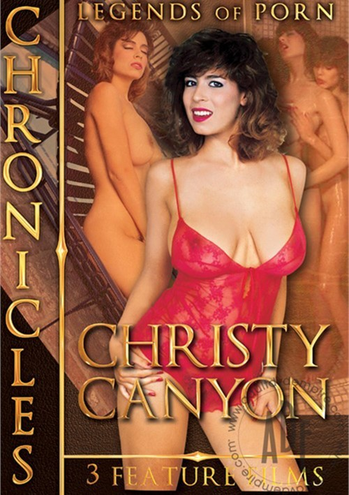 Legends Of Porn: Christy Canyon