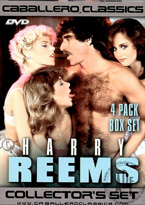 Harry Reems 4-Pk