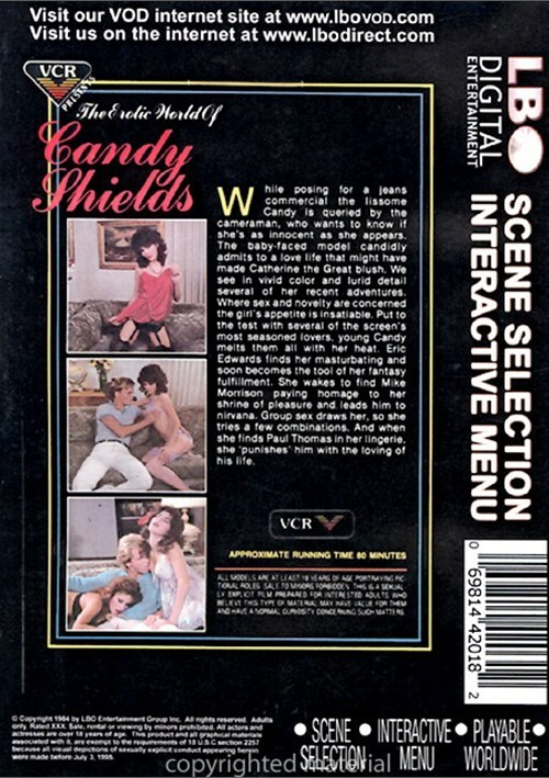Erotic World of Candy Shields, The