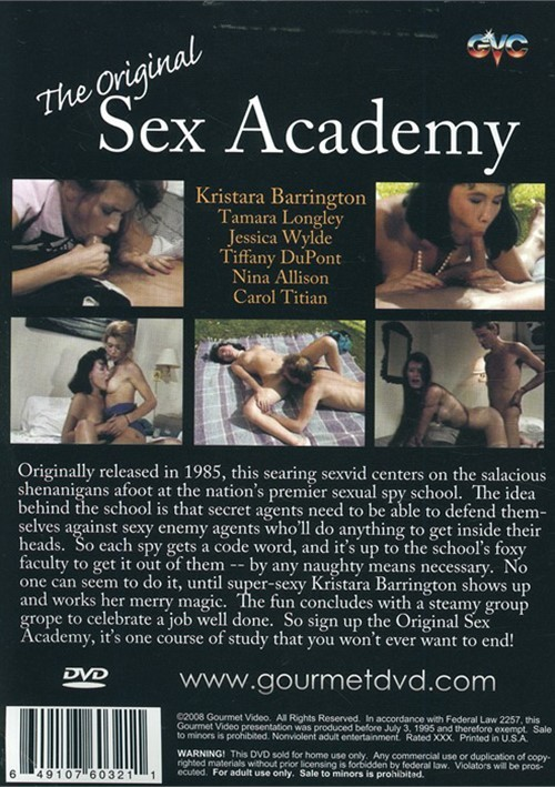 Original Sex Academy, The