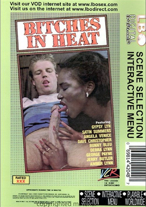 Bitches In Heat Vol. 15