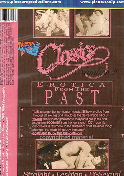 Classics Erotica From The Past 2