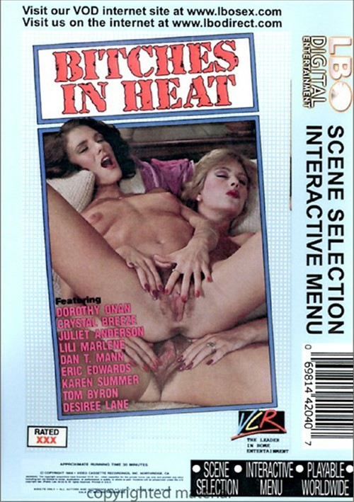 Bitches In Heat Vol. 9