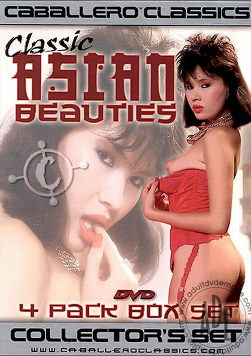Classic Asian Beauties (4 Pack)