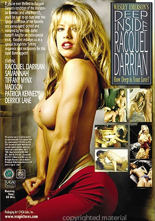 Deep Inside Racquel Darrian