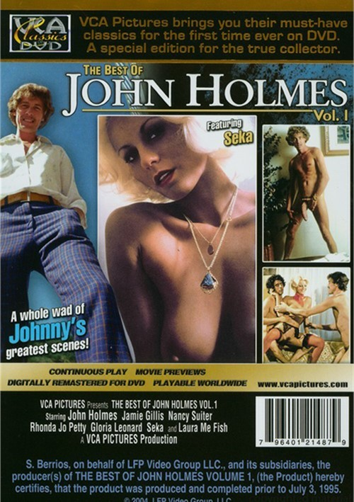Best of John Holmes Vol. 1, The