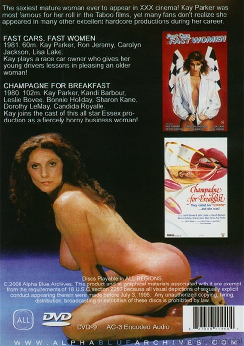 Kay Parker Double Feature