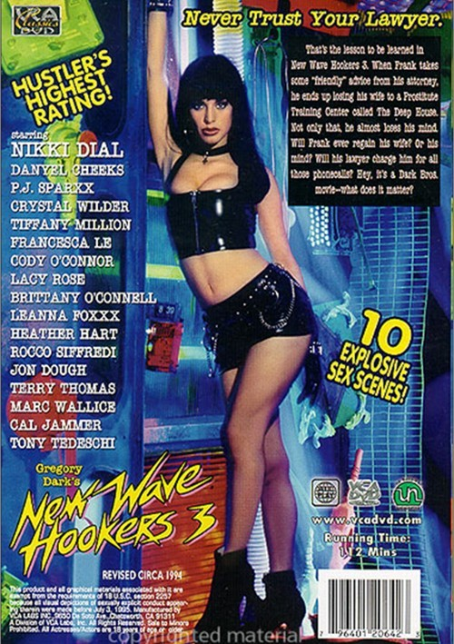 New Wave Hookers 3