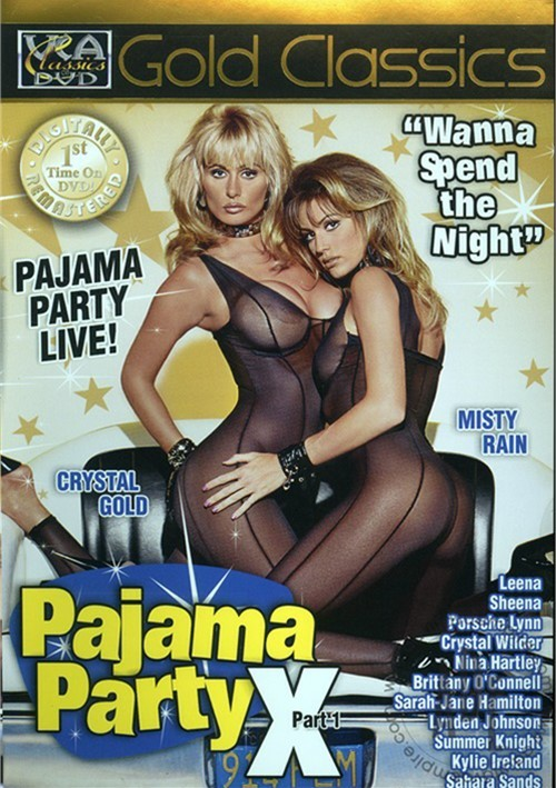 Pajama Party X: Part 1