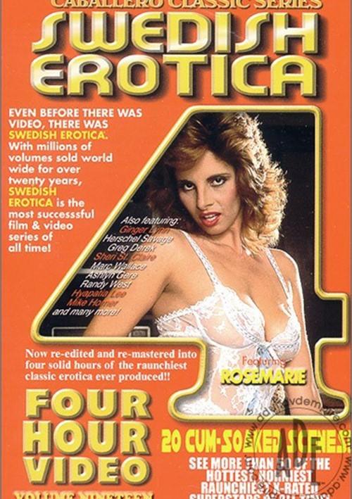 Swedish Erotica Vol. 19
