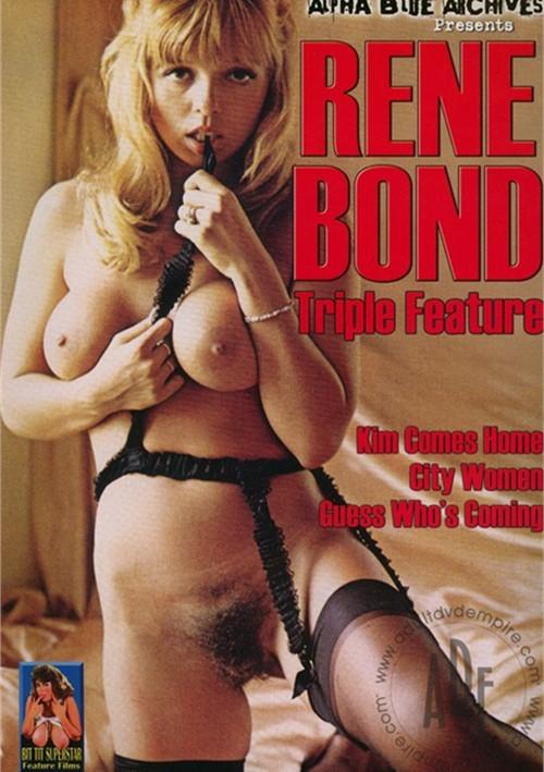 Rene Bond Triple Feature