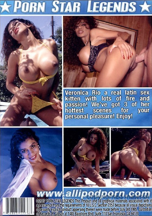 Porn Star Legends: Veronica Rio