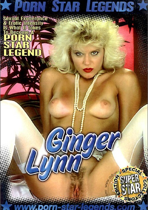 Porn Star Legends: Ginger Lynn