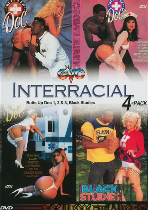 Interracial 4 Pack (GVC)