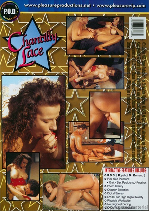Superstars of Porn: Chantilly Lace