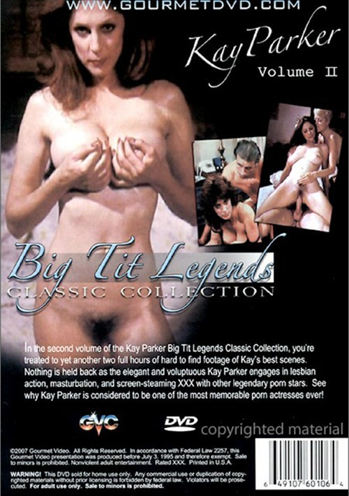 Classic Big Tit Legends: Kay Parker Vol. 2