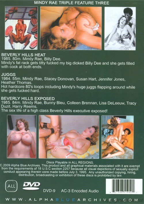 Mindy Rae Triple Feature 3